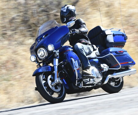 Harley-Davidson Touring 2020 - Testfahrt in Kalifornien