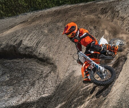 KTM SX-E 5 2020: Elektro Motocross für Kinder