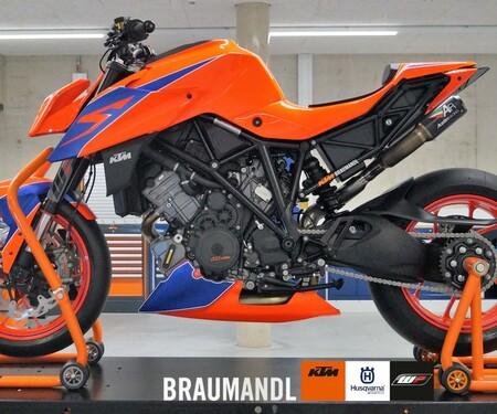 "KTM 1290 Super Duke R ""RACE"""