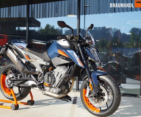 KTM 790 Duke Braumandl Edition
