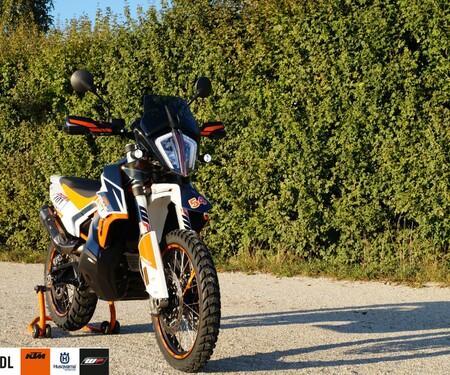 "KTM 790 Adventure R ""RALLY"""