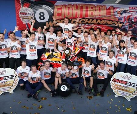 MotoGP Finale 2019 in Thailand - Marquez wird erneut Weltmeister