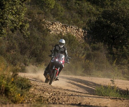 Honda CRF1100L AfricaTwin 2020 Offroad und Onroad Test