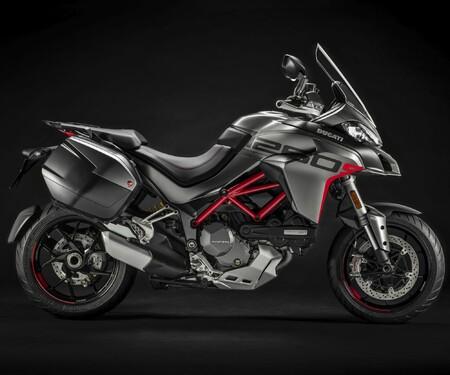 Ducati Multistrada 1260S Grand Tour 2020