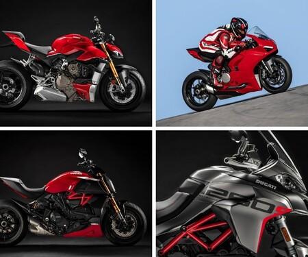 Ducati Motorradneuheiten 2020