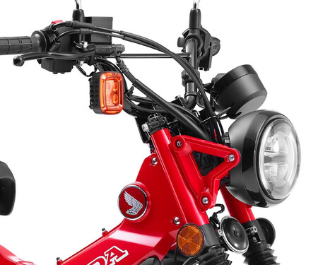 Honda CT125 Concept 2020