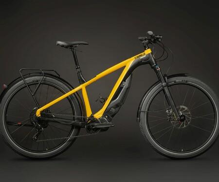 Ducati E-Scrambler Fahrrad