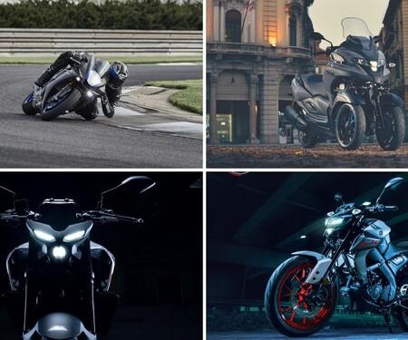Yamaha Motorrad Neuheiten 2020