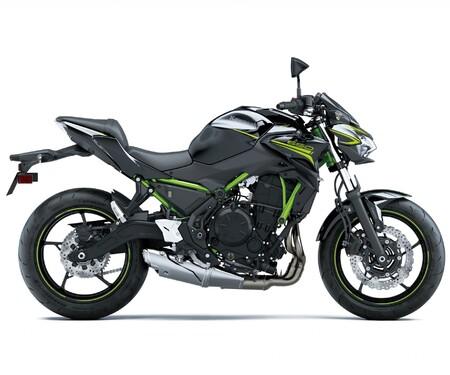 Kawasaki Z650 2020 – LED und TFT für das Mittelklasse Naked Bike