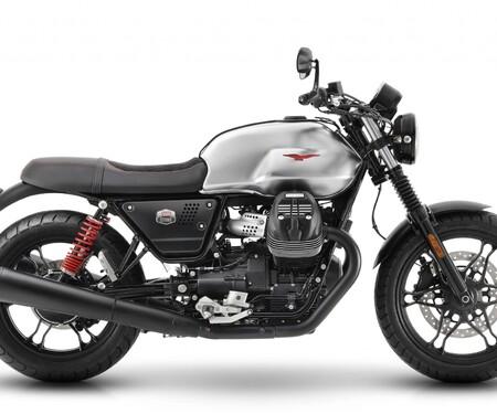 Moto Guzzi V7 Sondermodelle 2020