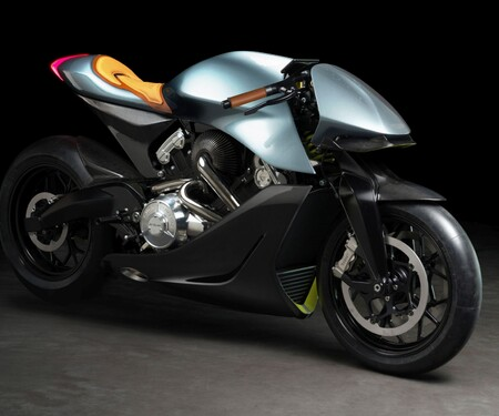 100.000 Euro Motorrad - Aston Martin färbt preislich ab