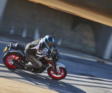 Yamaha MT-125 Test 2020