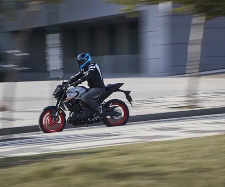 Yamaha MT-03 Test 2020