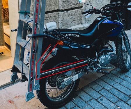 MacGyver's Honda XR125 StreetFind der Woche
