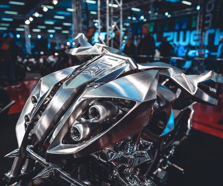 Custombike Show 2019 in Bad Salzuflen