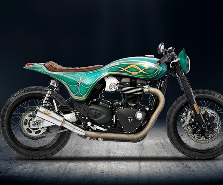 Triumph Custom Aces 2019 'Hang Loose' - der Umbauprozess