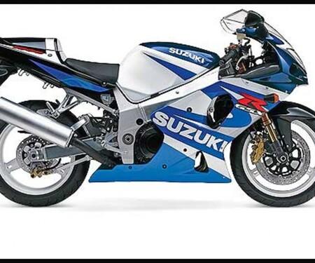 Suzuki GSX-R 1000 Motorrad-Legenden