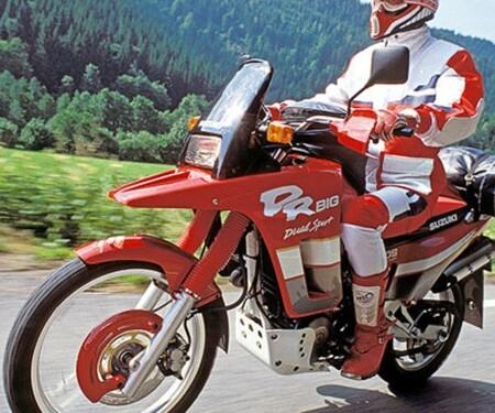 Suzuki DR-BIG