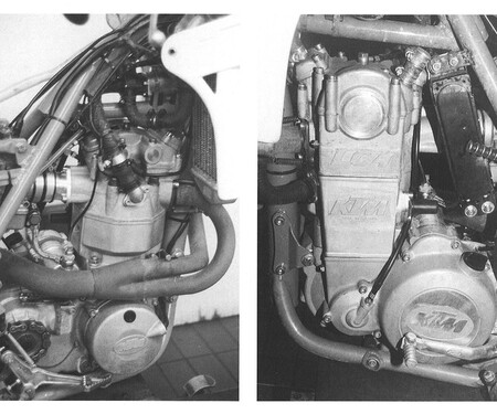 Der KTM LC4-Motor: Einzylinder Geschichte pur!