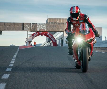 Ducati Panigale Vergleich in Almeria - Ducati4U Event 2020