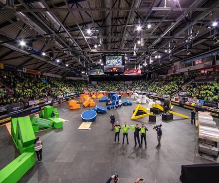 Hallen-Trial Ingolstadt 2020