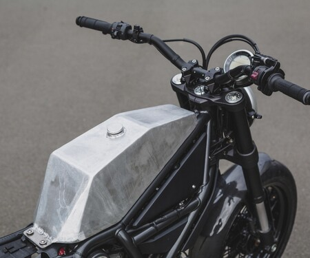 Ducati Scrambler Umbaukit von Bad Winners
