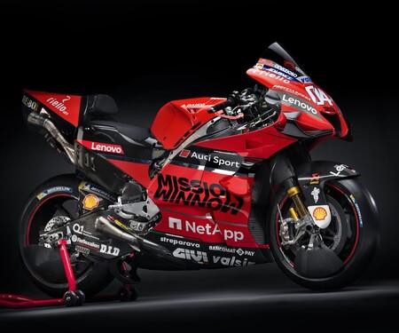 Ducati MotoGP Team 2020 - Andrea Dovizioso & Danilo Petrucci