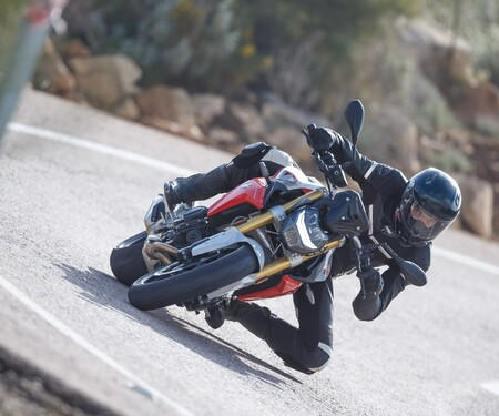 Test der BMW F 900 R in Almeria
