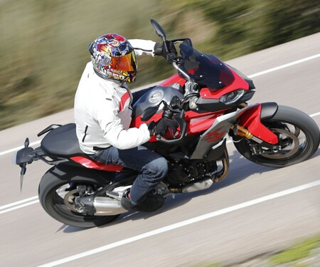 BMW F 900 XR Test 2020