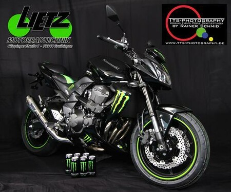 Z 750 Monster Energy