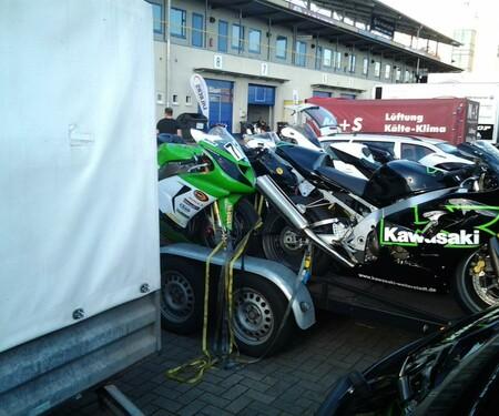 Fahrertraining Oschersleben 2014