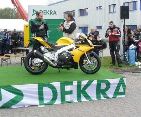 DEKRA Motorrad Evnent 2012