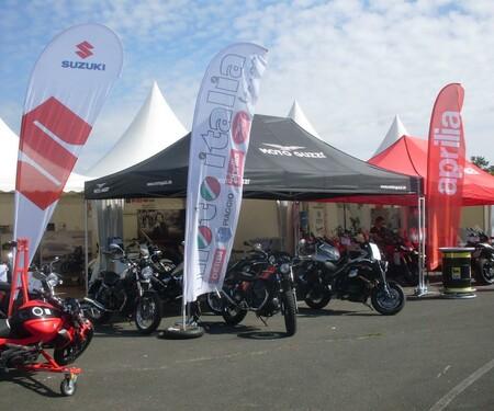 Radio Antenne Motorradsternfahrt 2014