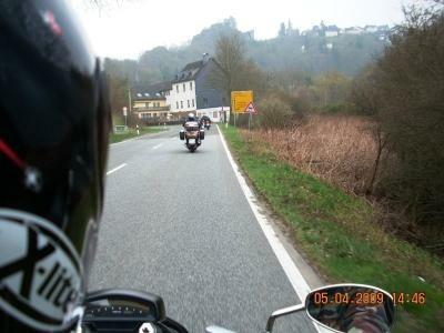 Erste Tour - Mittelrheintal, Wispertal TEIL II