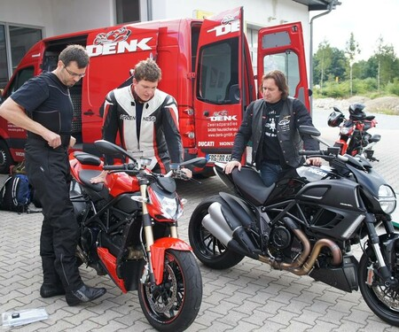 Ducati Only 2012