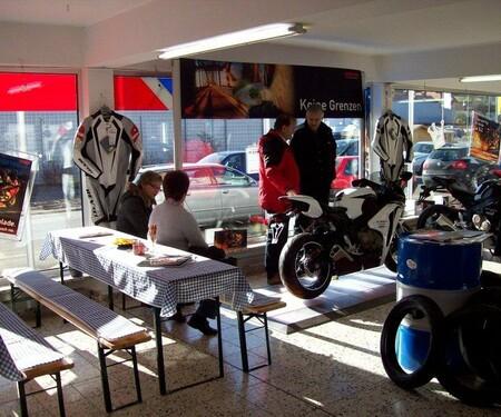 Motorrad Semmler Super Sport Tag 2008