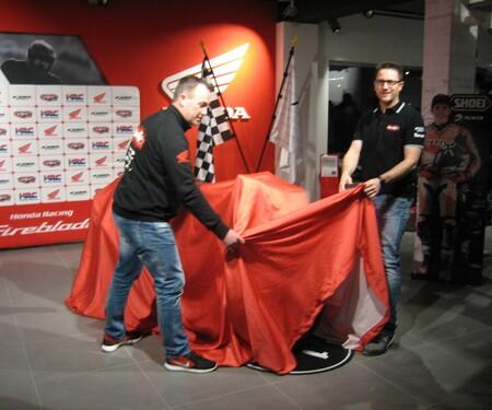 Honda Semmler - FireBlade VIP Event Teil 1