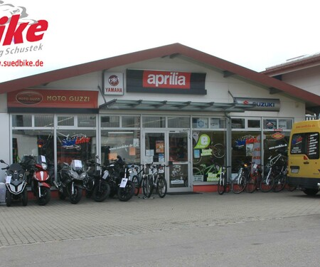 Ladengeschäft Südbike 2014