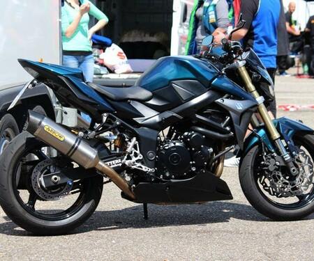 European Suzuki Days Hockenheimring Teil 2 2013
