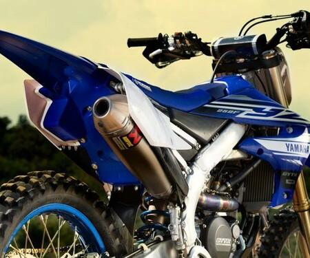 Yamaha YZ250f & YZ450f 2019