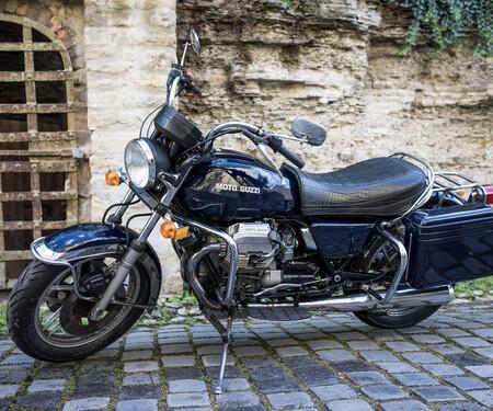 Moto Guzzi 1000 Convert