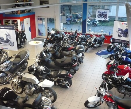 REIMO Motorrad Boehl
