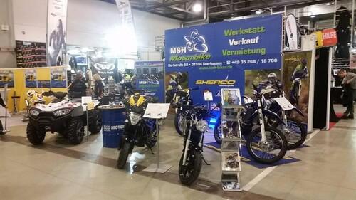 MSH - Motorbike