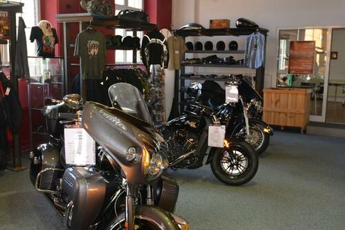 Wild East Motorcycles Inh. Dirk Leuteritz