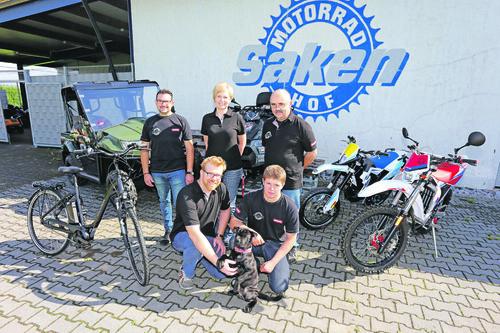 Motorradhof Saken GmbH