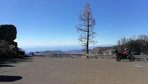 Motorradferien auf Gran Canaria