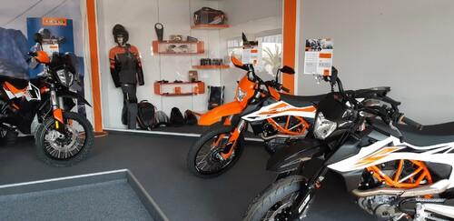 Motorradshop - Kuhlow