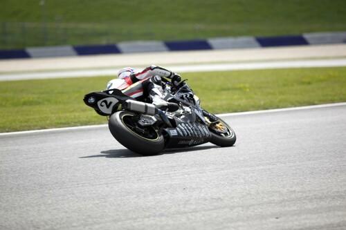Technogym Fritze Team - Motorrad Sport