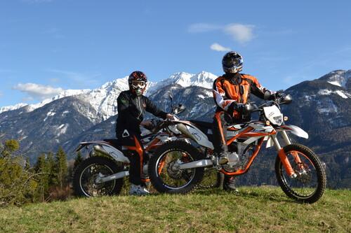 Österreich: Freeride Enduro Light