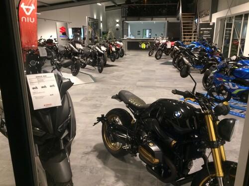Motorrad Hofmann
